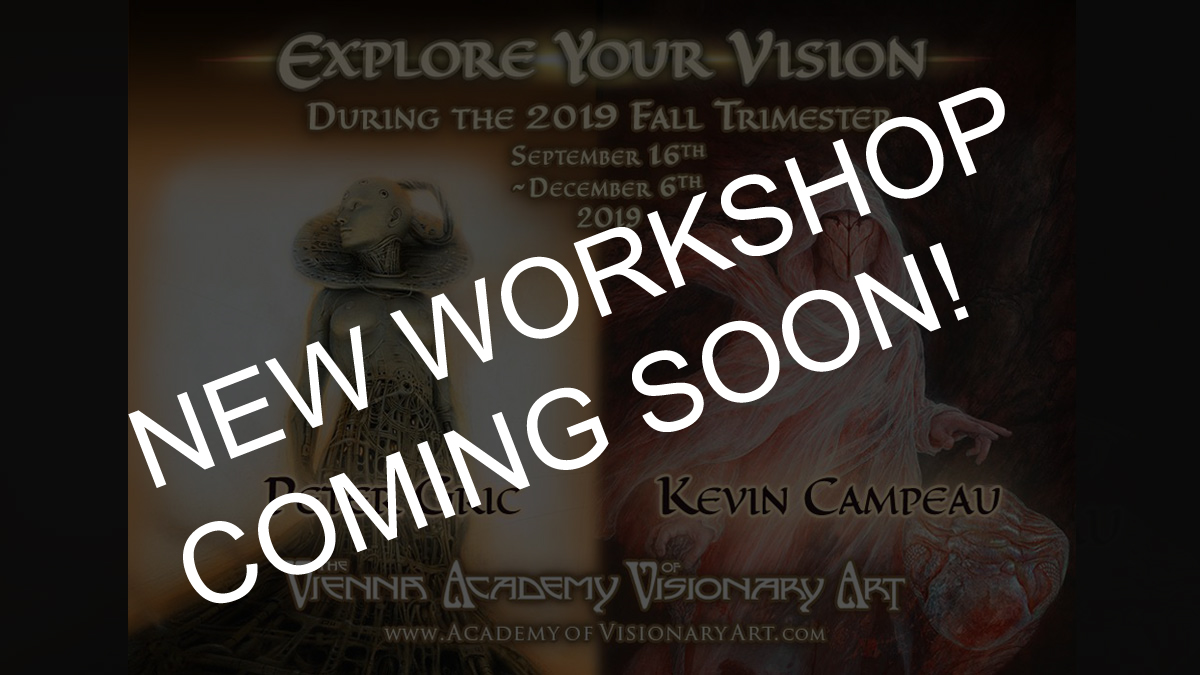 New Workshop coming soon