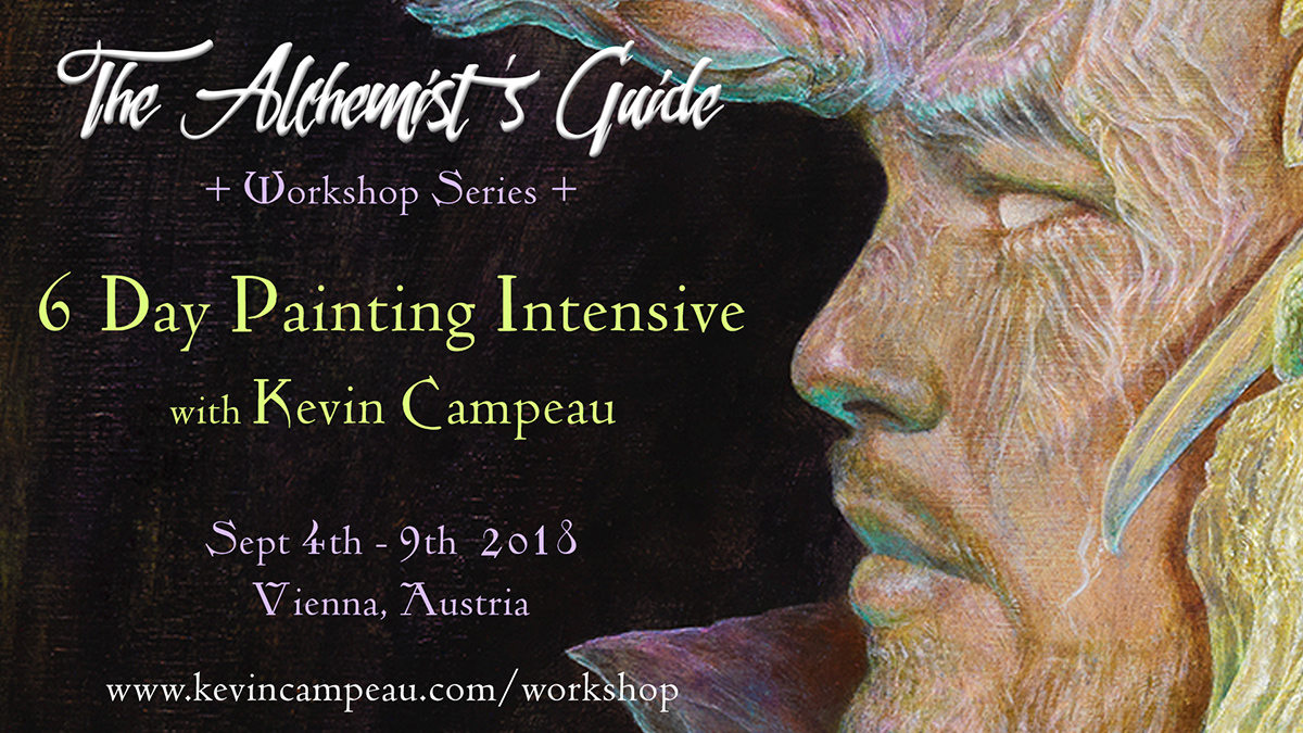 6 Day Painting Intensive