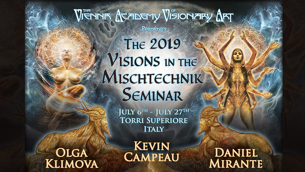 Visions in the Mischtechnik Seminar